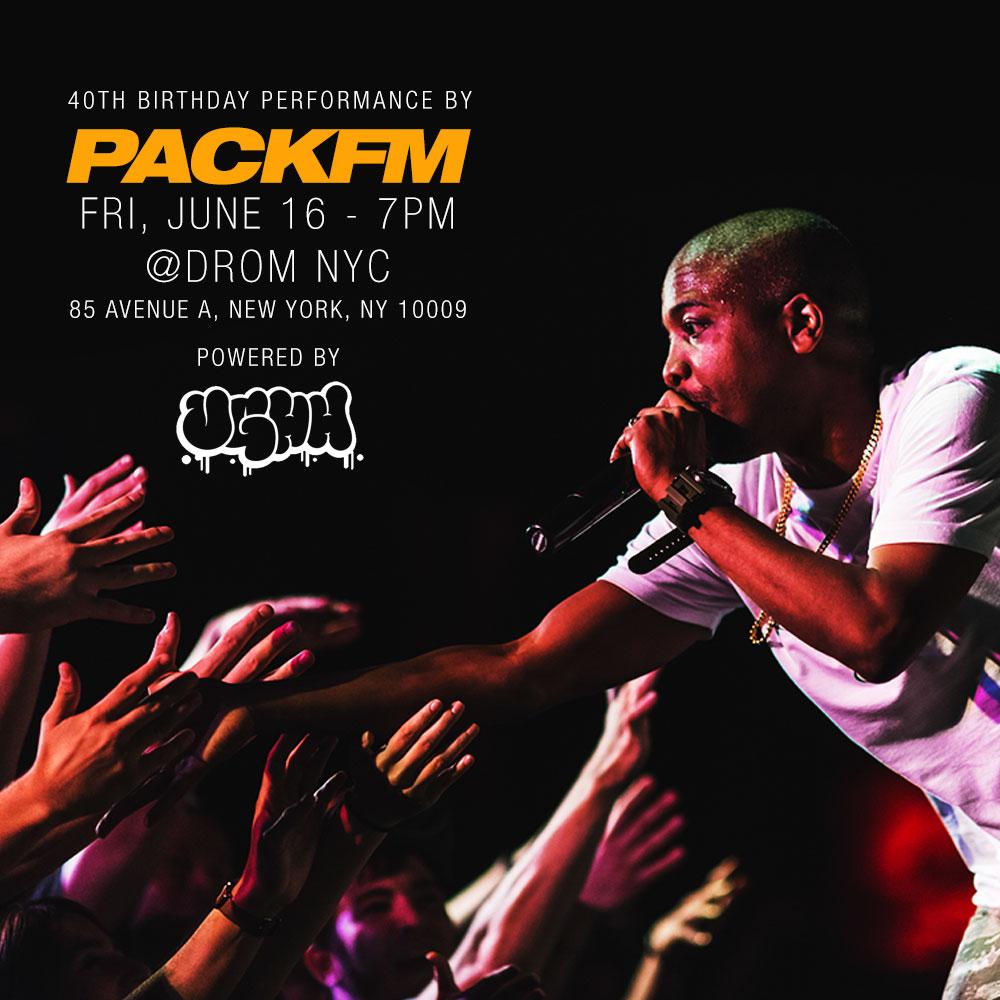 [SHOW] PackFM's 40th Birthday Performance